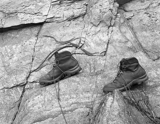 Places my boots have been by Tim Haynes