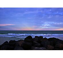 Coloured Sky  Photographic Print