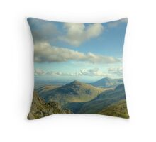 Bowfell Views Throw Pillow