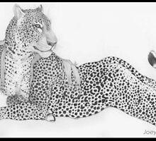 Female Leopard by artysaluki