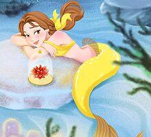 Mermaid Belle by popera