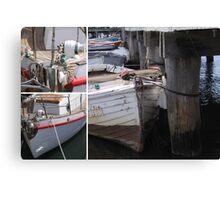 Boat Club Canvas Print