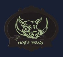 Hog's Head by PJRed