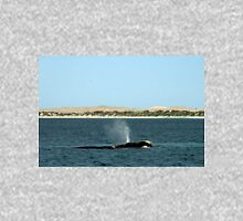 Whales at Fowler's Bay, South Australia. Unisex T-Shirt