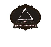 The Three Broomsticks Photographic Print