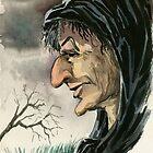 Witch by J. Gallego