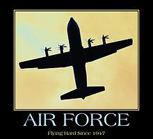 Air Force by JoeGeraci