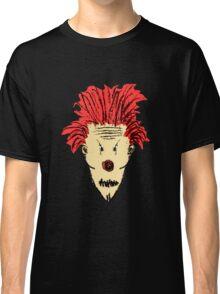 Evil Clown Hand Draw Illustration Classic T-Shirt