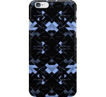 Futuristic Geometric Design iPhone Case/Skin