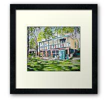 Rural Retreat  Framed Print