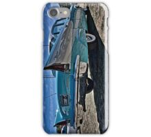 1957 Chrysler Windsor in two tone iPhone Case/Skin