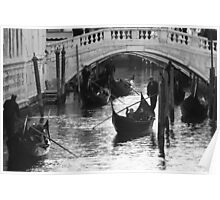 Romancing Venice Poster