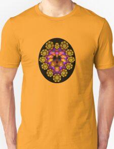 The Cowardly But Colorful Lion Unisex T-Shirt