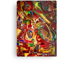 Psychedelic Daydream Metal Print