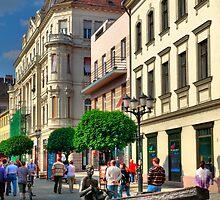 Only pedestrians by zumi