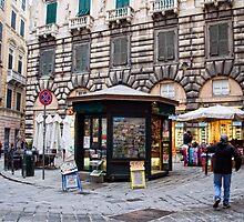 Alleys of Genoa 6 by oreundici