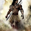 The Barbarian by Martin Muir