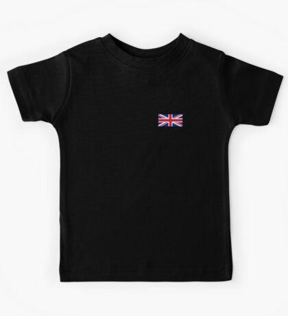 Flag of Great Britain - UK Flag Duvet Cover Sticker and Shirt Kids Tee