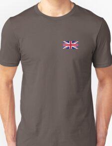 Flag of Great Britain - UK Flag Duvet Cover Sticker and Shirt Unisex T-Shirt
