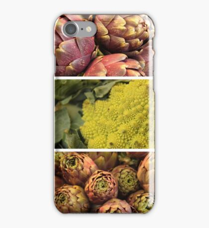 Edible Flowers iPhone Case/Skin