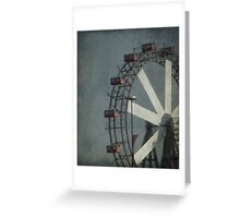 The Prater Greeting Card