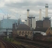 Battersea Power Station by Hairybhoy