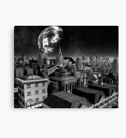 From the Ashes. Canvas Print
