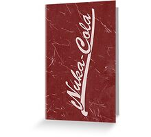 Nuka-Cola Greeting Card