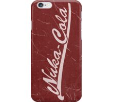 Nuka-Cola iPhone Case/Skin