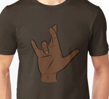 I Really Love You in ASL: II  Unisex T-Shirt