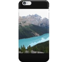 Peyto Lake, Alberta iPhone Case/Skin