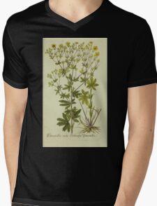 Plantarum Indigenarum et Exoticarum - Lukas Hochenleitter und Kompagnie 1788 - 470 Mens V-Neck T-Shirt