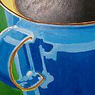 Coffee Mug by Christopher Clark