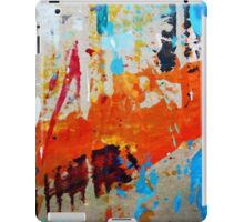 7 DAYS OF SUMMER-URBAN VIBE-OFF THE WALL iPad Case/Skin