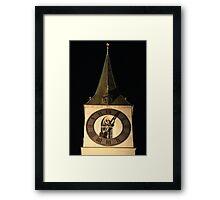 Peterskirche Framed Print