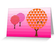 WHO LOVES YOU BABE? Greeting Card
