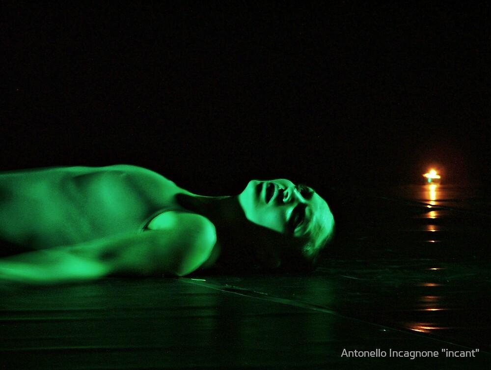 """Silvia by Antonello Incagnone """"incant"""""""