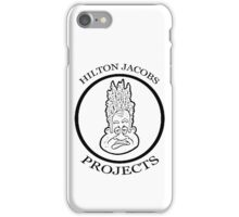 Welcome to the Hilton Jacobs Projectz! iPhone Case/Skin