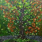 Tree of Dreams by Atherionelle