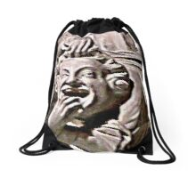 Face puller all time favourite! Drawstring Bag