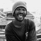 Big smile, few teeth by iamelmana