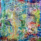 Fishscape - oil on canvas by Regina Valluzzi