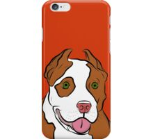 Red Nosed Pit iPhone Case/Skin