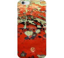take a walk on the wild side iPhone Case/Skin