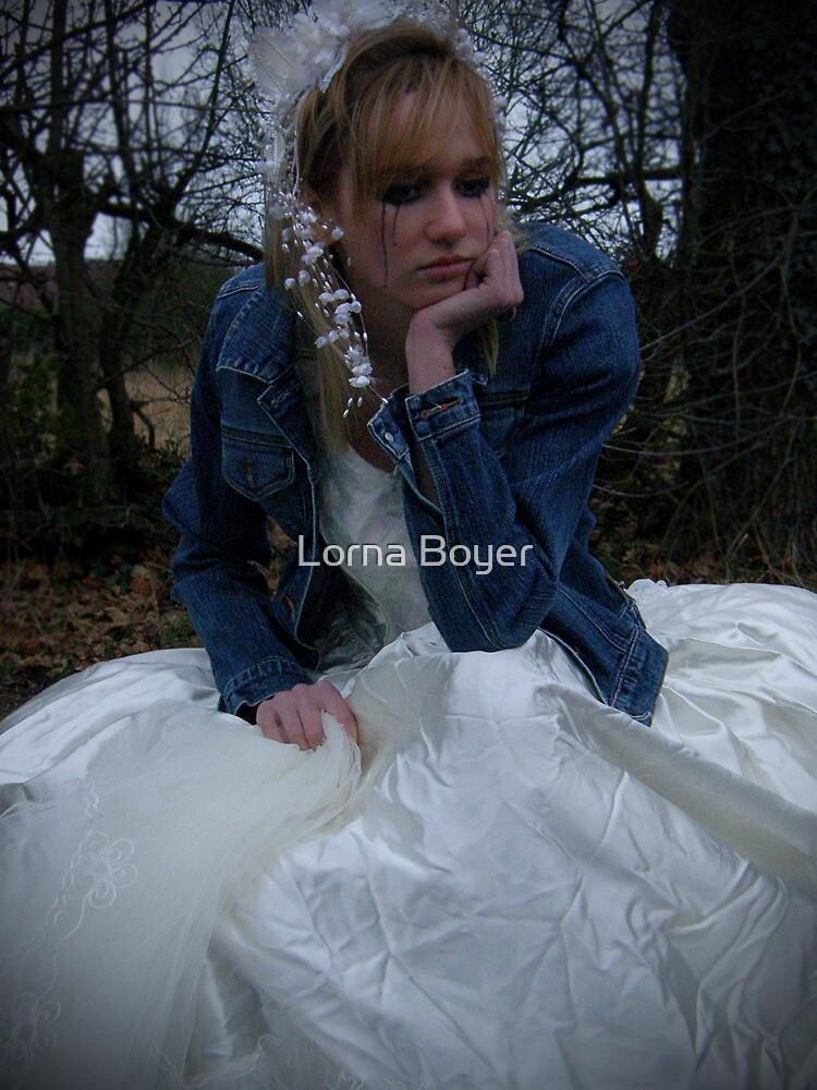 runaway bride 04 by Lorna Boyer