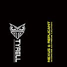 Blade Runner - Tyrell Corporation Logo by Gregory Colvin