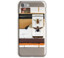 Bumblebees and Appletrees iPhone Case/Skin