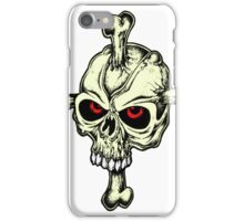 Skull & Cross Bones iPhone Case/Skin