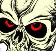 Skull & Cross Bones Sticker