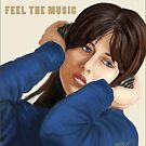 Feel the music by Victoria  _Ts